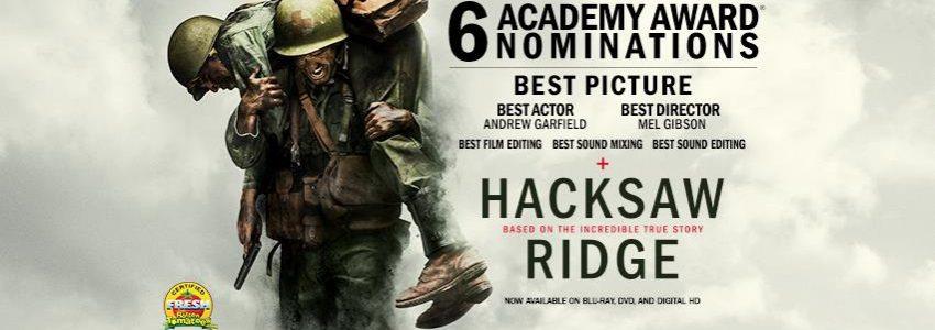 Hacksaw Ridge – วีรบุรุษ สมรภูมิ ปาฎิหารย์